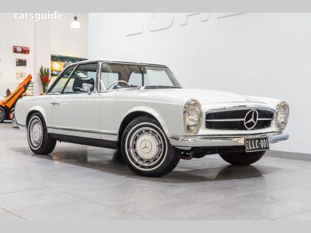 1970 Mercedes-Benz 280