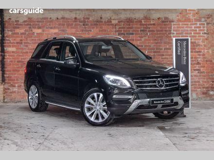 2014 Mercedes-Benz ML400