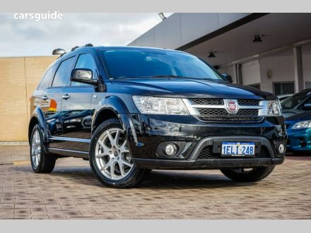 2014 Fiat Freemont
