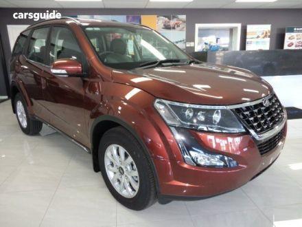 2019 Mahindra XUV500