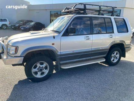 1998 Holden Jackaroo