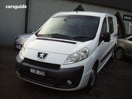 2009 Peugeot Expert
