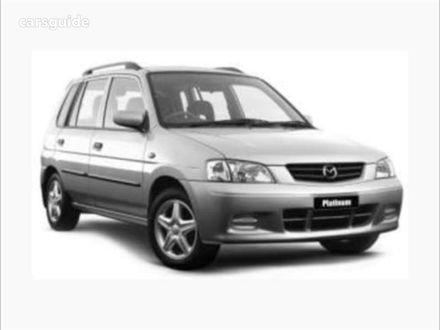 2001 Mazda 121