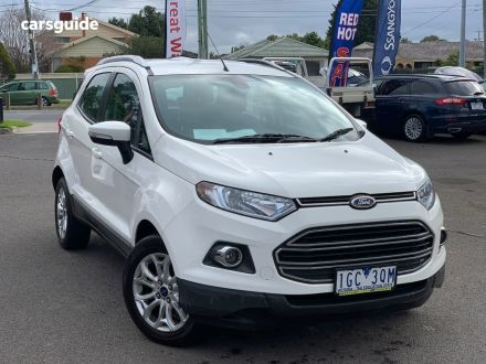 Ford Ecosport For Sale Geelong Vic Carsguide