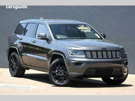 Jeep Grand Cherokee Suv For Sale Carsguide