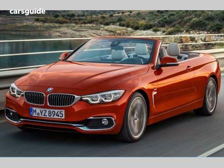 2020 BMW 420I