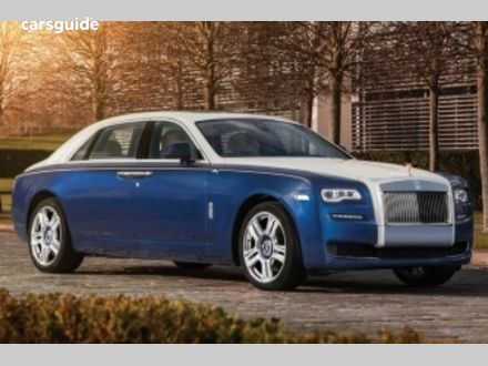 2020 Rolls-Royce Ghost