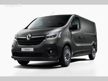 2020 Renault Trafic