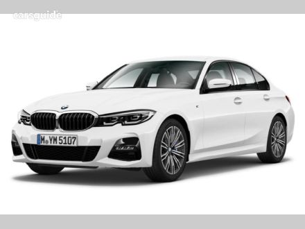 2020 BMW 320I