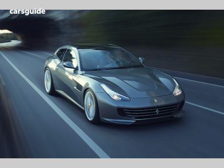 2020 Ferrari GTC4
