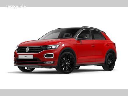 2020 Volkswagen T-ROC