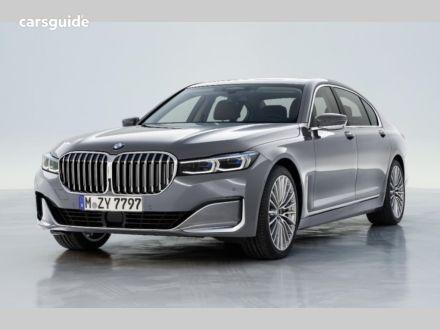 2020 BMW 745E