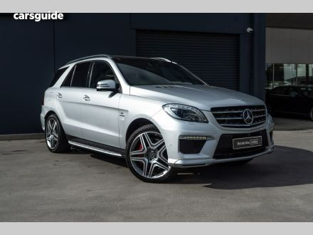2014 Mercedes-Benz ML63