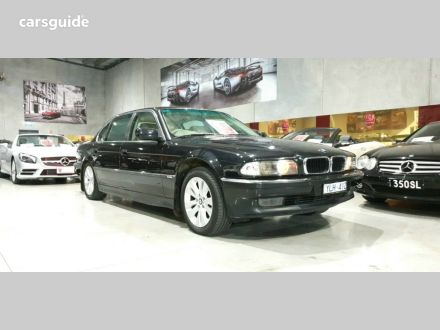 1997 BMW 735IL