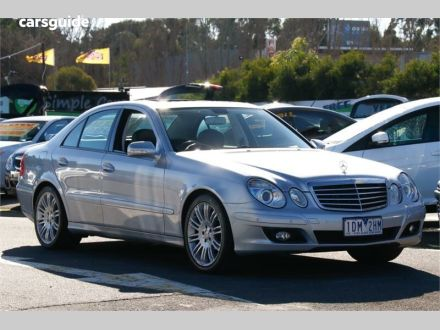2008 Mercedes-Benz E280