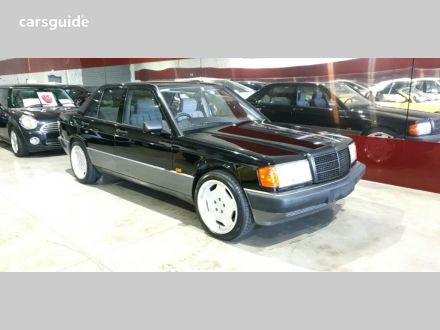 1993 Mercedes-Benz 180