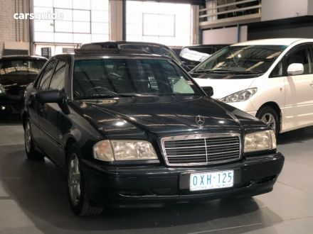 1998 Mercedes-Benz C200