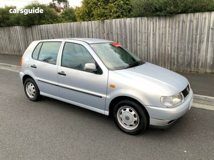 1998 Volkswagen Polo