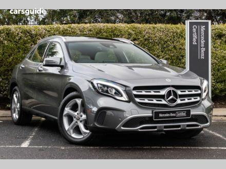 2018 Mercedes-Benz GLA220