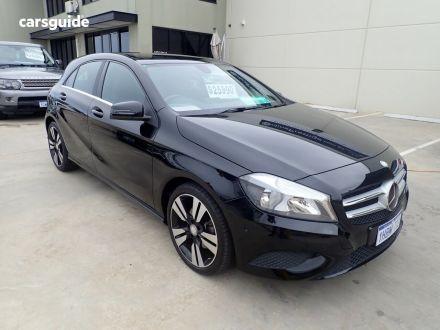 2014 Mercedes-Benz A200