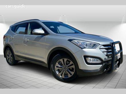 Hyundai Santa Fe Suv For Sale Hervey Bay 4655 Qld Carsguide