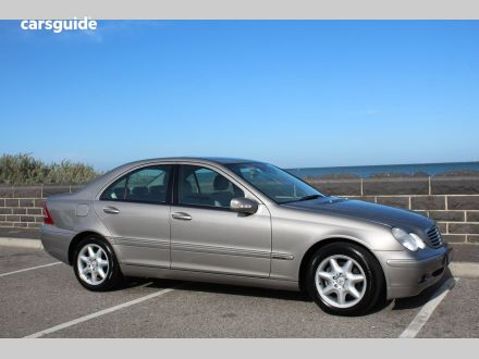 2003 Mercedes-Benz C240