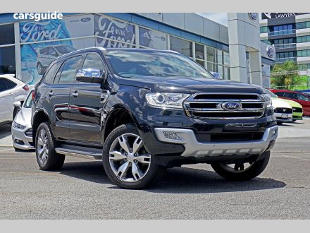 Ford Everest Suv For Sale Springwood 4127 Qld Carsguide