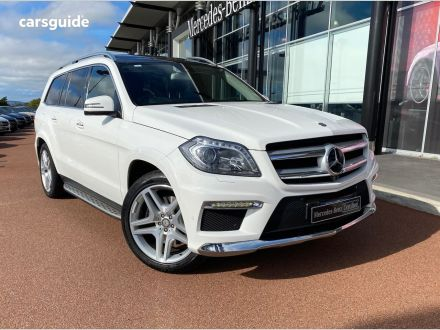 2014 Mercedes-Benz GL350