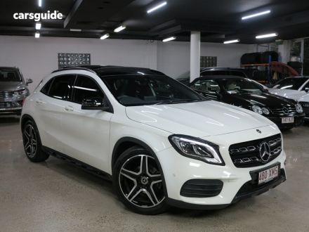 2017 Mercedes-Benz GLA180