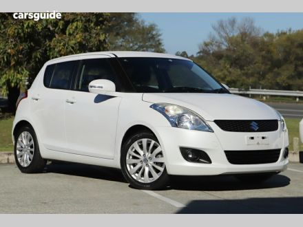 Suzuki Swift Hatchback For Sale Springwood 4127 Qld Carsguide