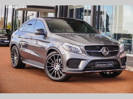 2018 Mercedes-Benz GLE43