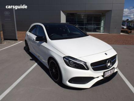 2017 Mercedes-Benz A200
