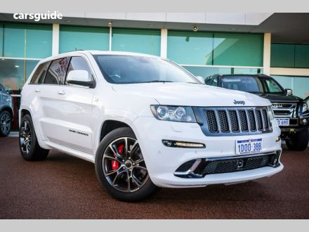 Jeep Grand Cherokee For Sale With Leather Seats Carsguide