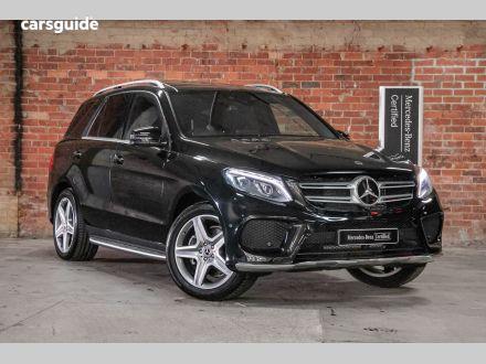 2017 Mercedes-Benz GLE350