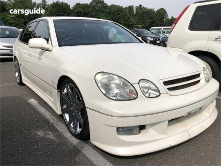 1998 Toyota Aristo