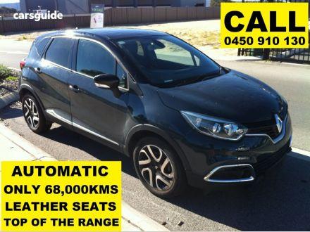 2015 Renault Captur
