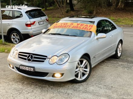 2005 Mercedes-Benz CLK350
