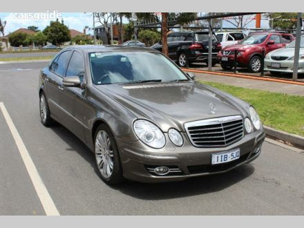 2006 Mercedes-Benz E280
