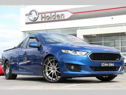 Used Ford Falcon Ute For Sale Sydney Nsw Carsguide