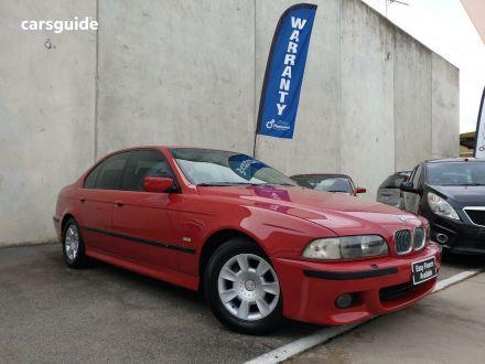 2000 BMW 525I