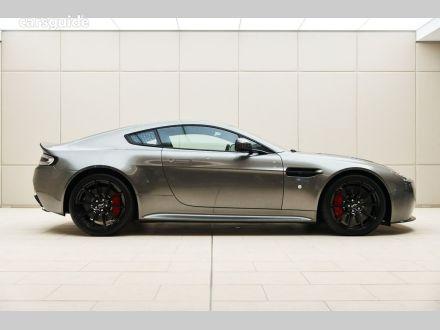 2018 Aston Martin V12