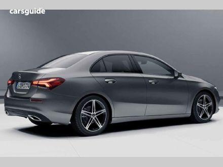 2020 Mercedes-Benz A35