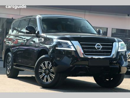 Nissan Patrol Automatic For Sale Carsguide