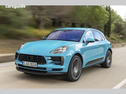 Porsche Macan For Sale Carsguide