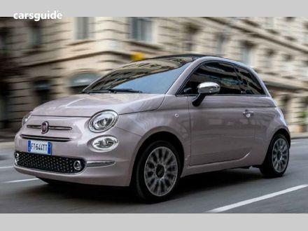 2020 Fiat 500