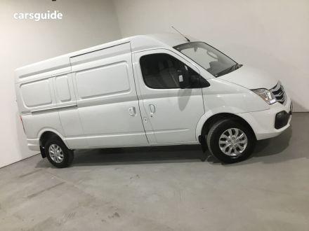 2019 LDV V80