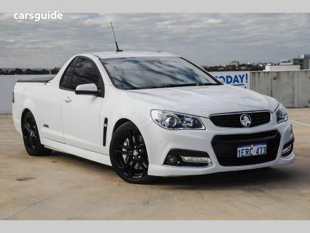 2015 Holden UTE