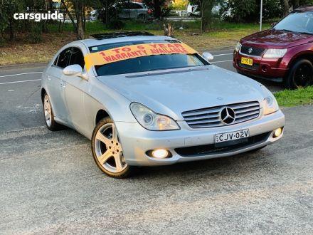 2005 Mercedes-Benz CLS350