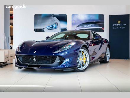 2018 Ferrari 812