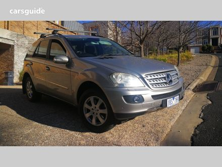 2006 Mercedes-Benz ML320